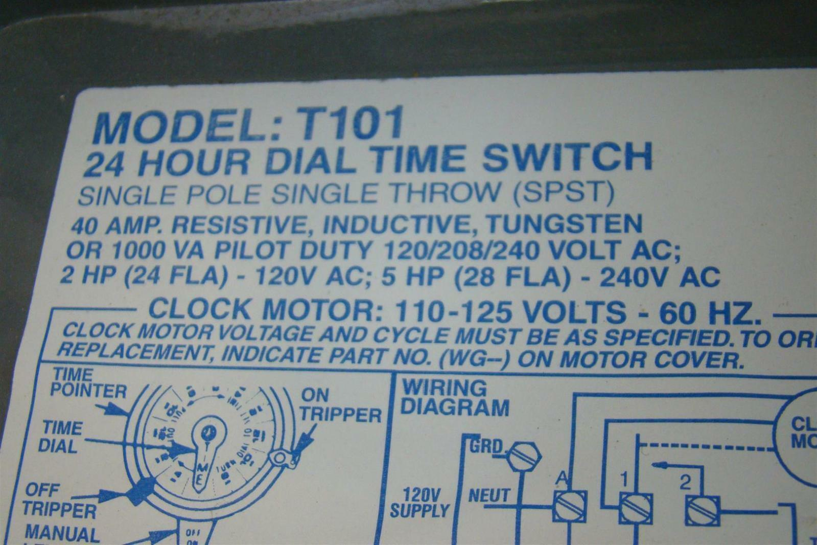 Volt Intermatic T Wiring Diagram on tork 1103 wiring-diagram, 277v wiring-diagram, photocell wiring-diagram, 3 wire 220v wiring-diagram, 240v wiring-diagram, hunter fans wiring-diagram, pool clock t103 wiring-diagram,