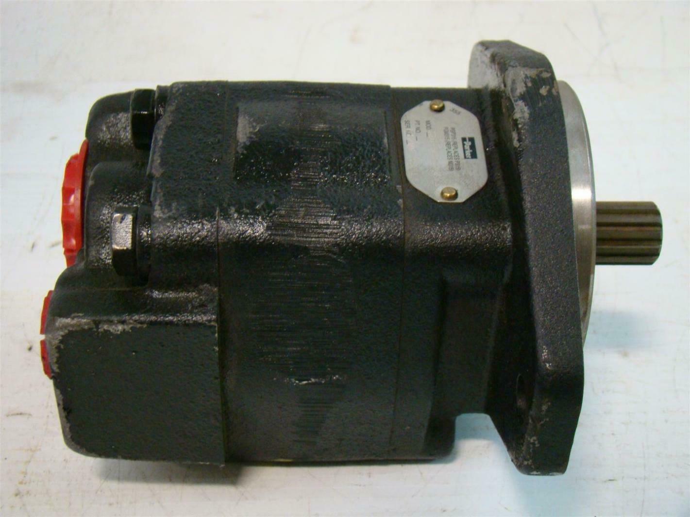 Parker hydraulic pump 326 9112 091 n1206 4941 ebay for Parker pumps and motors