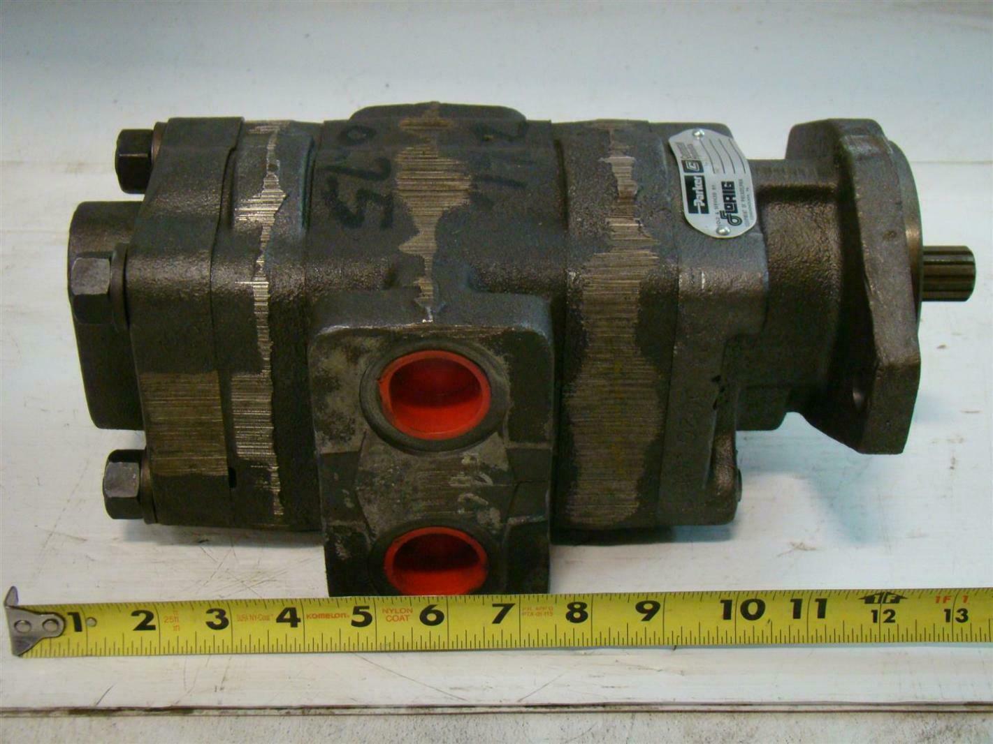 Florig parker hydraulic pump p024497 ebay for Parker pumps and motors