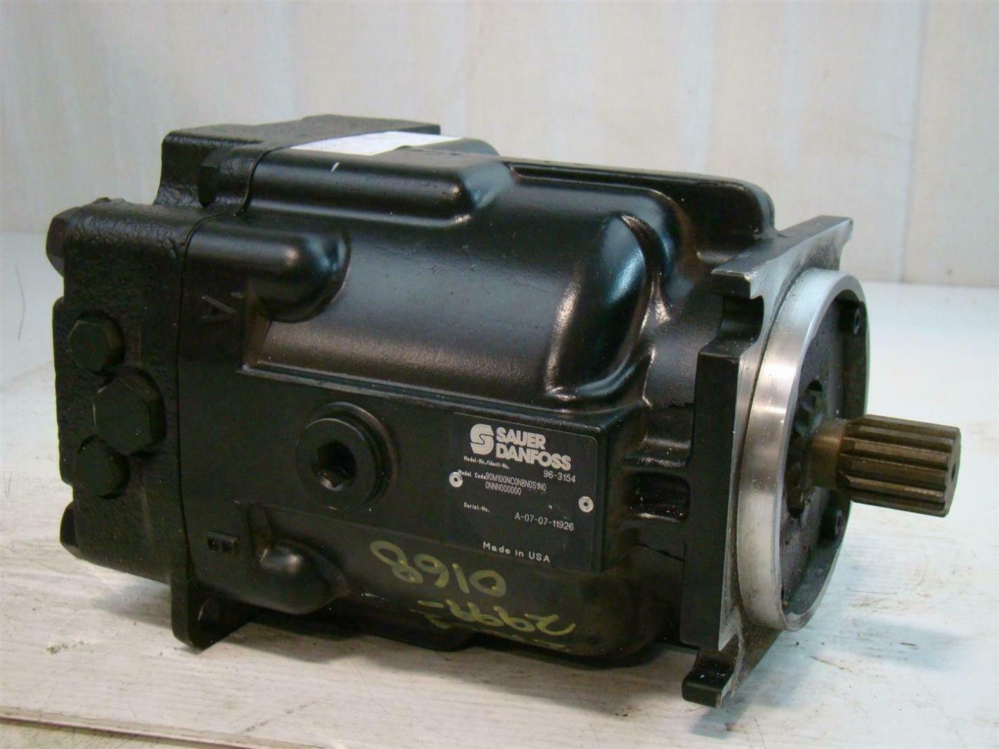 Sauer Danfoss Axial Piston Hydraulic Motor