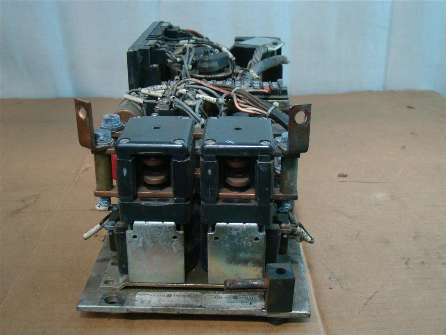 General Electric SCR Controls 111826 EV-100 For Crown 30SP36TT