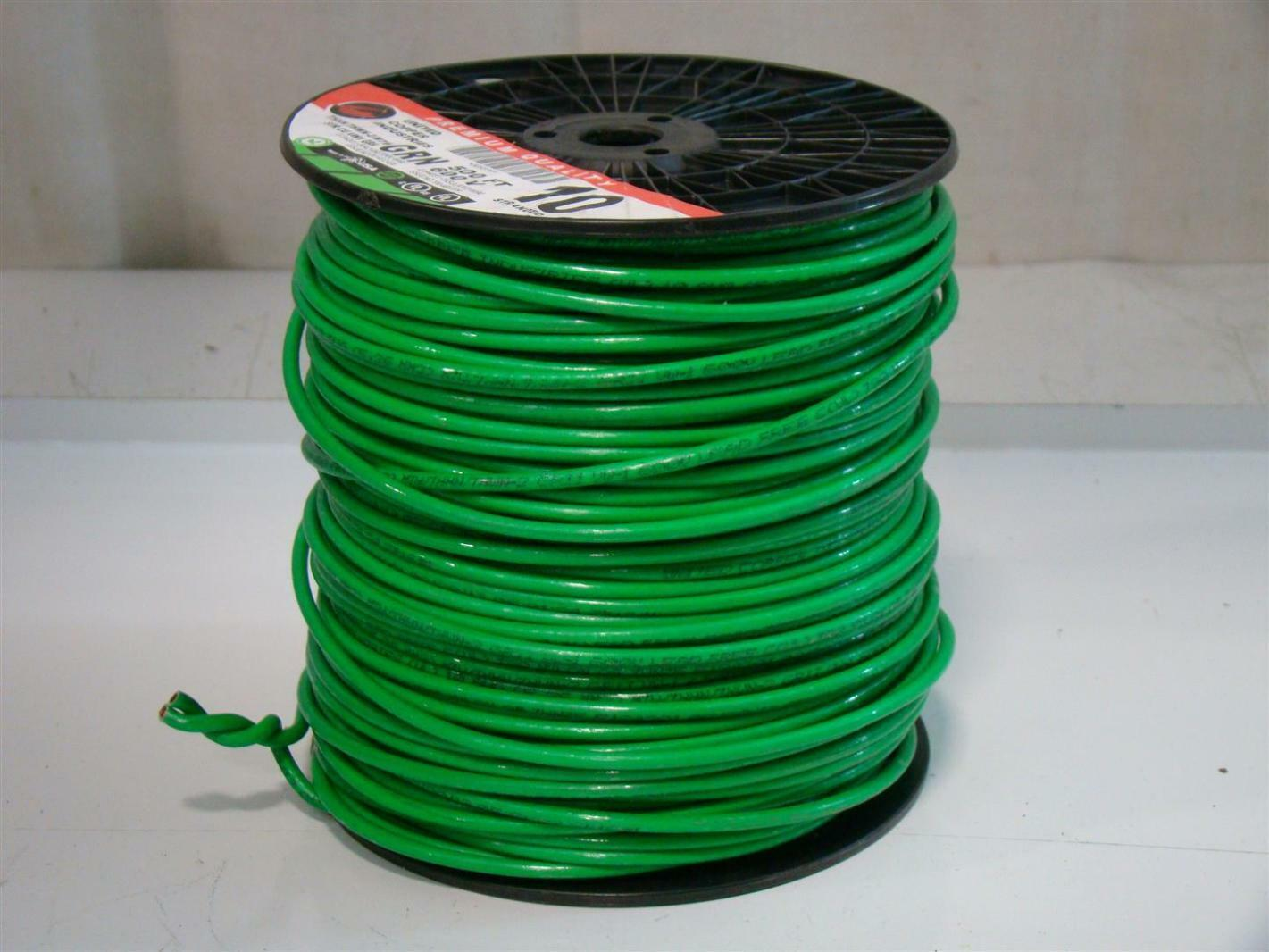Famous 10 Awg Thhn Wire Pictures Inspiration - Electrical and ...