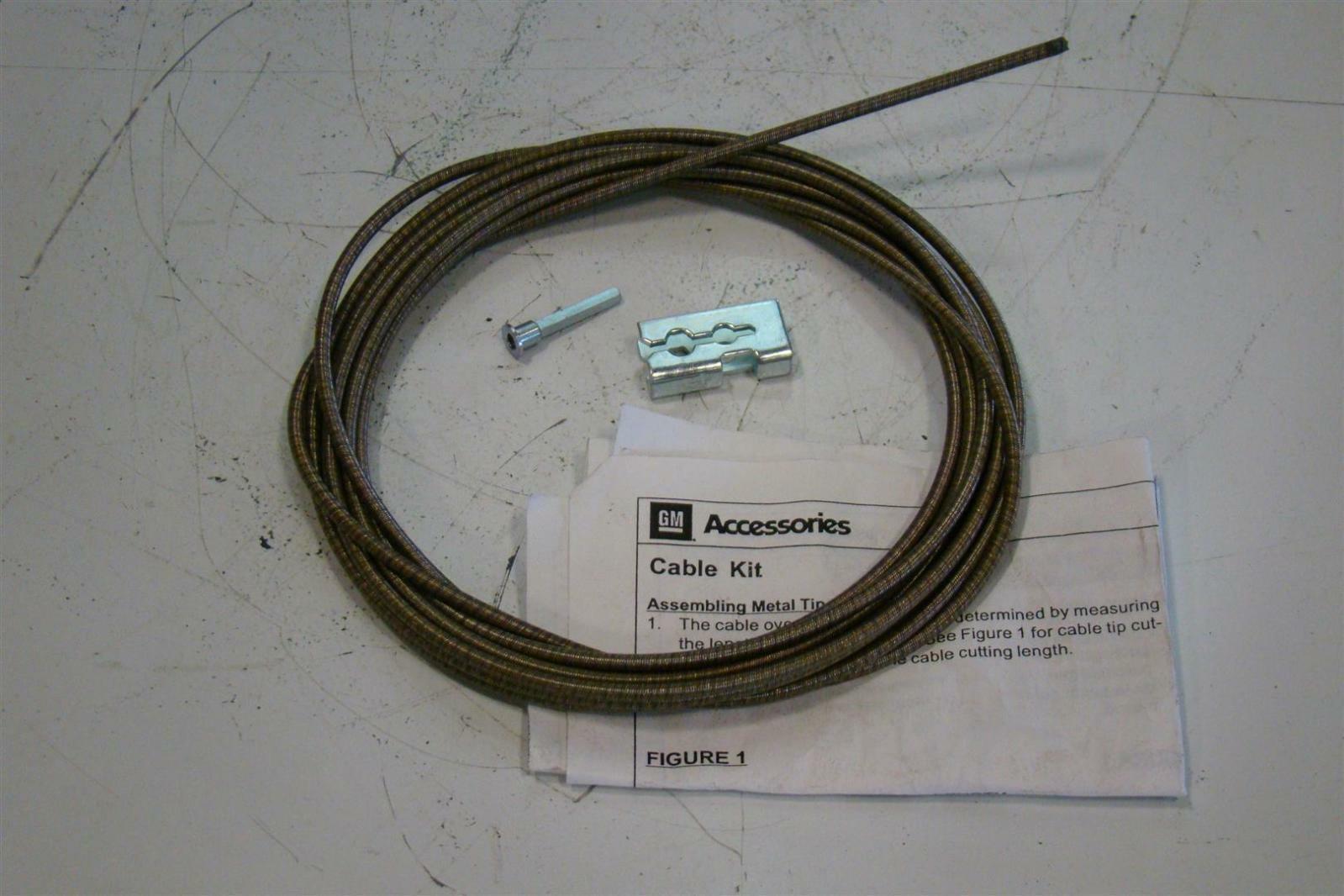 ACDelco GM Original Equipment Speedometer Cable 88960343 21625872377 ...