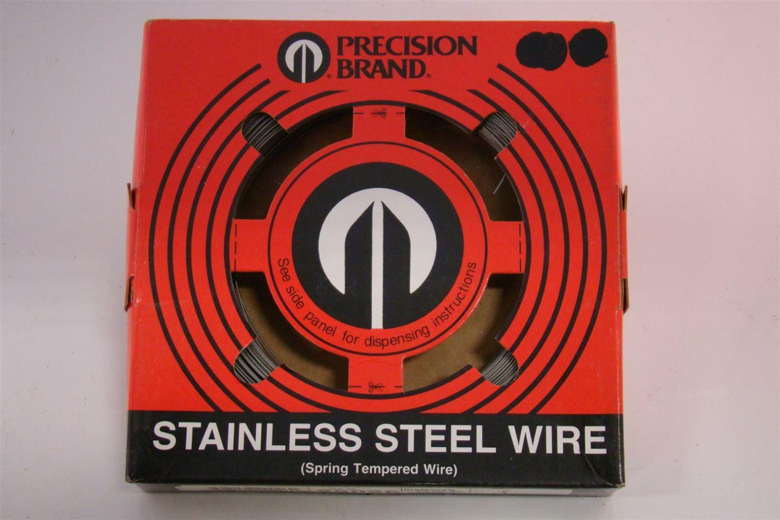 """Precision Stainless Wire .026/"""" 29026"""