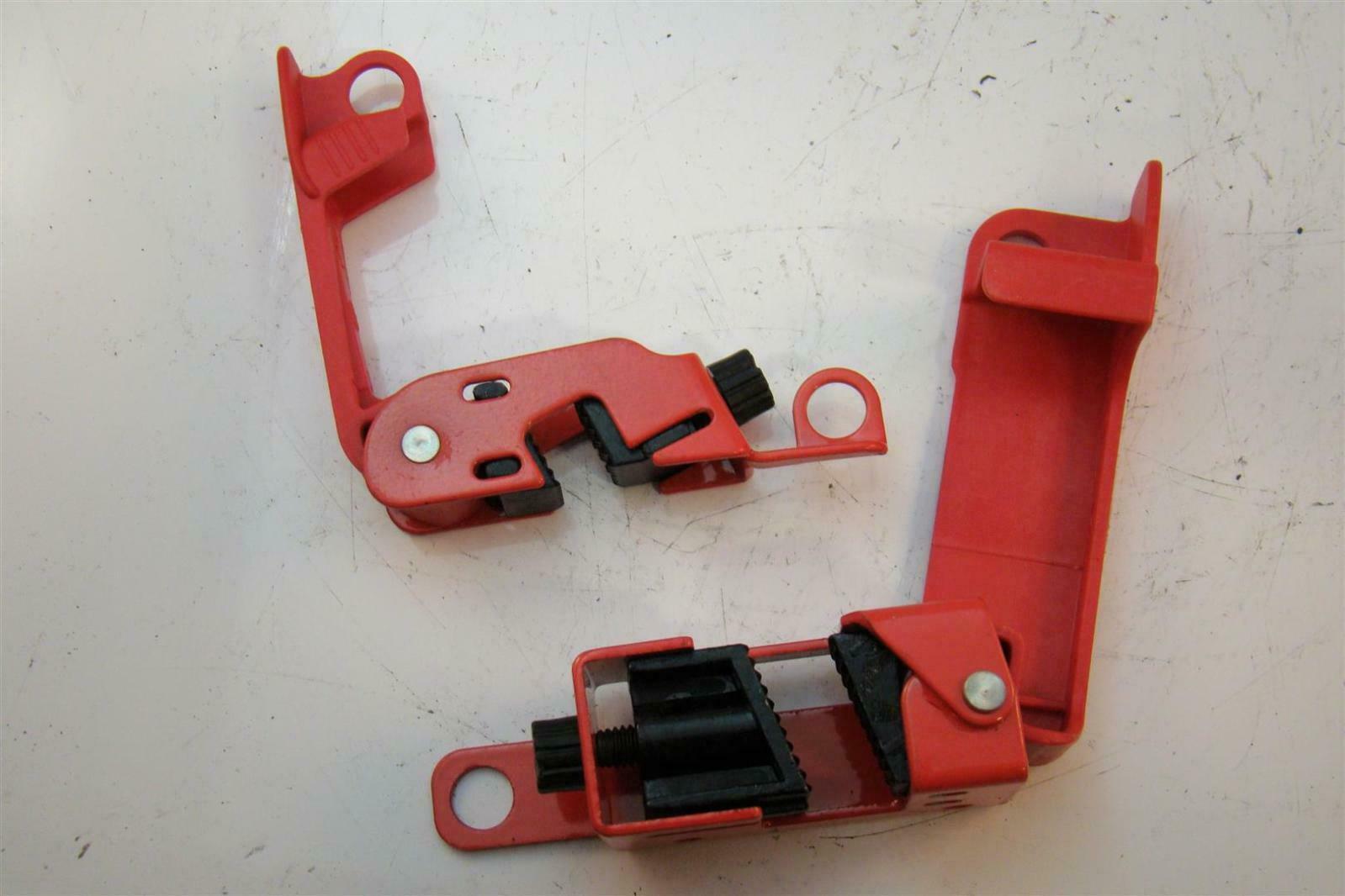 aij 140 master lock grip tight circuit breaker lockout set 2cjk2 5 master lock grip tight circuit breaker lockout set 2cjk2 ebay  at gsmportal.co