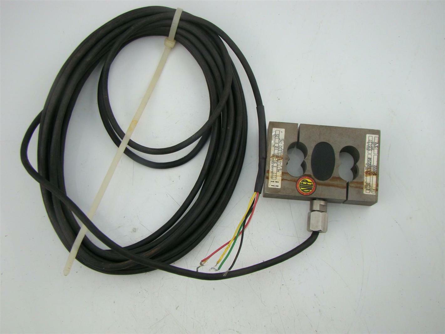 Mettler Toledo Transducer 0736 Ebay Load Cell Wiring
