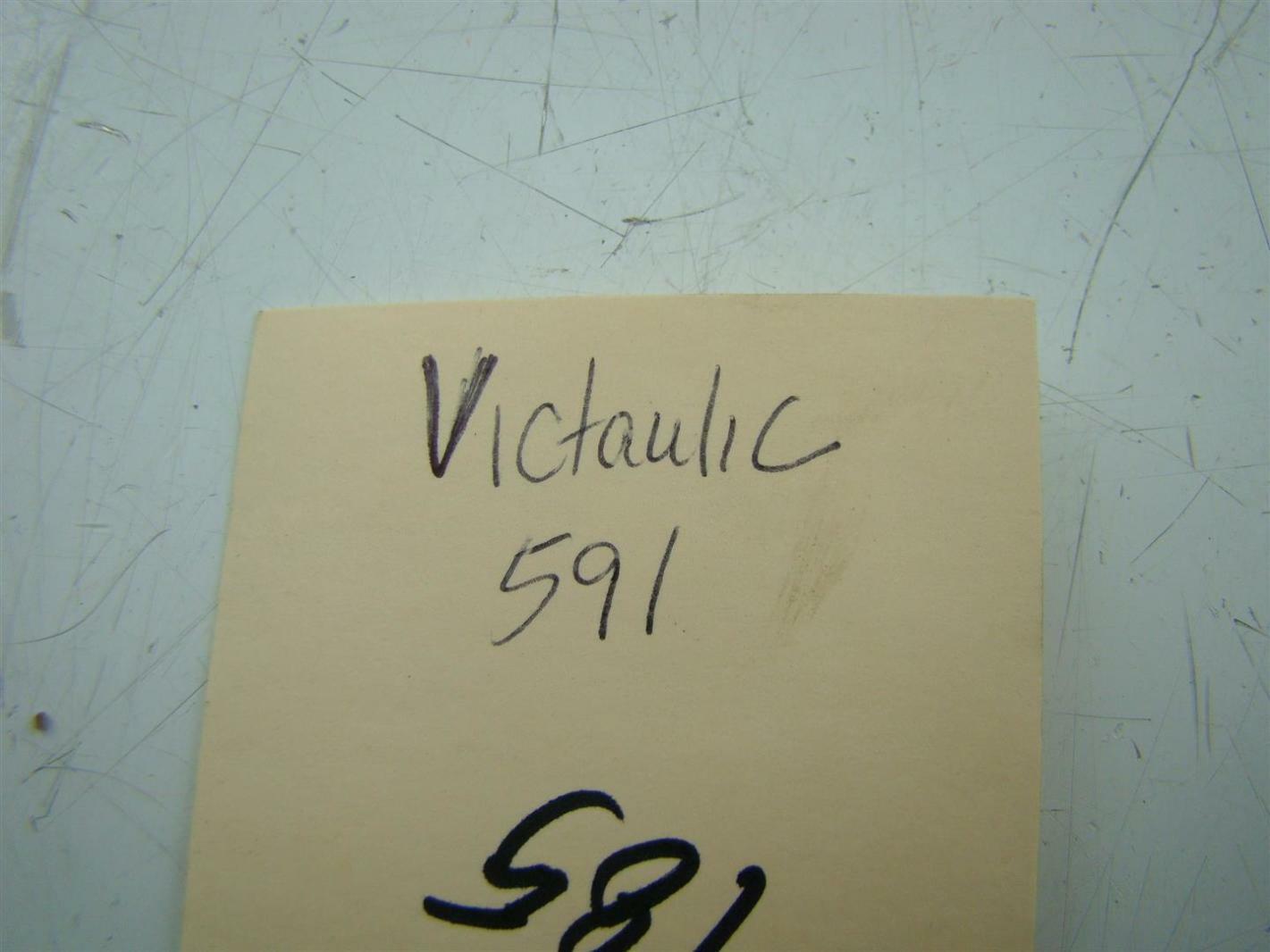 VICTAULIC - VIC-PRESS SS P586 91 DEG  ELBOW 1 1/2