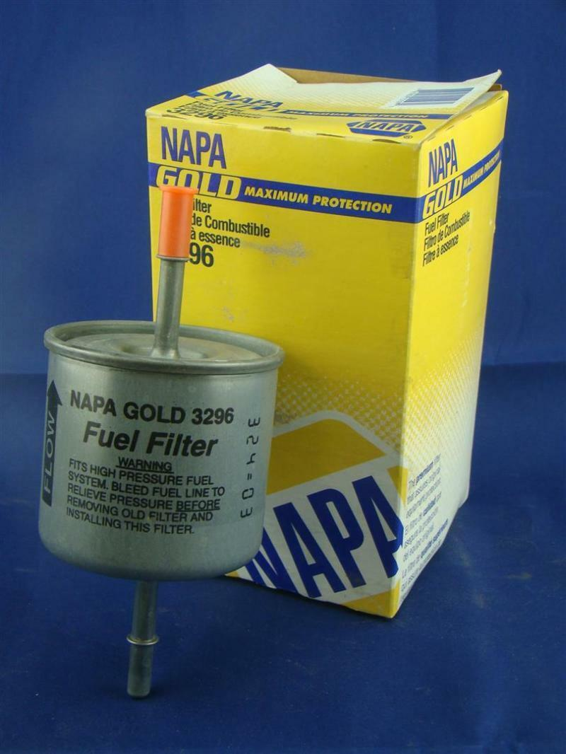 Napa Gold Fuel Filter 3296 765809151970 Ebay Filters