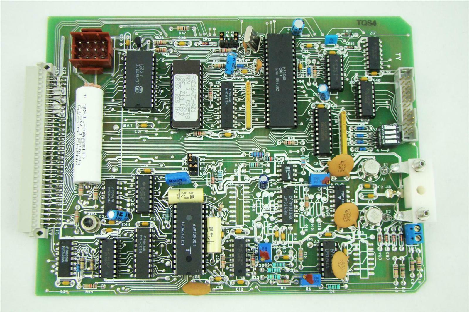 Circuit Board 36v Tqs4 802044 Ebay Printed Fuse Holders