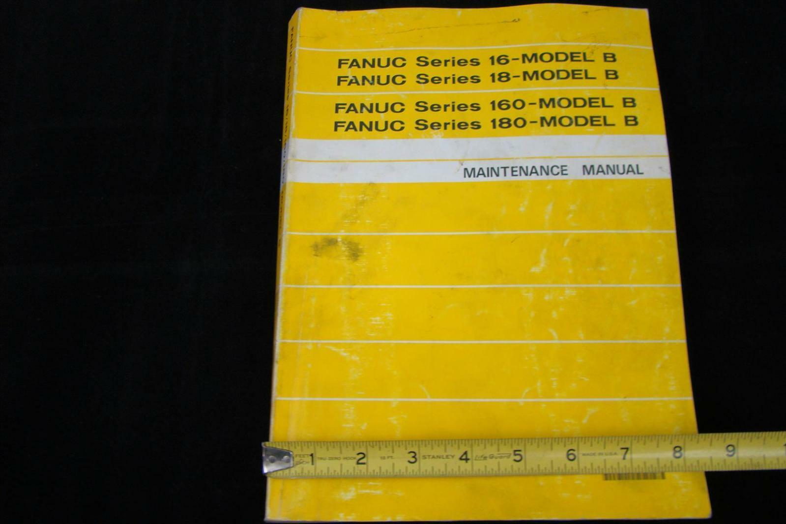 fanuc 6m control maintenance b 52025e 01 manual year 1981 Array - fanuc  maintenance manual b 62445e 03 ebay rh ebay com
