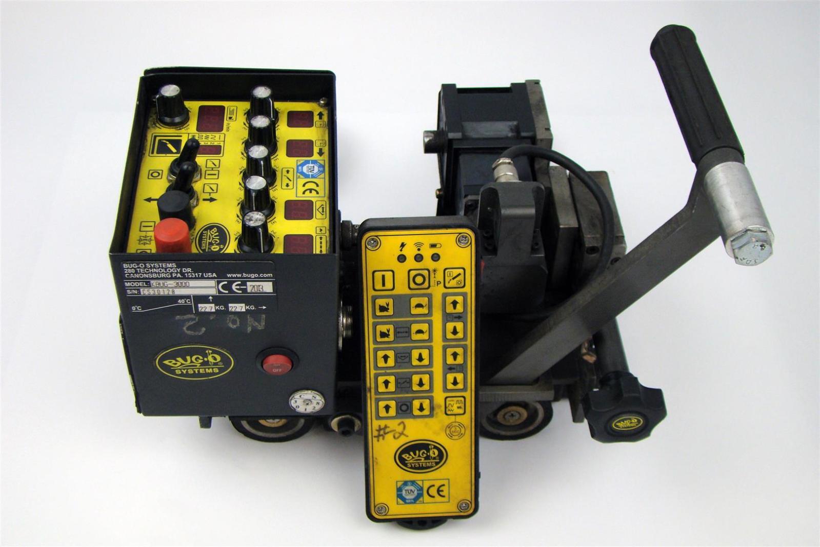 Bug-O Digital Fillet Welder KBUG-3000 | eBay
