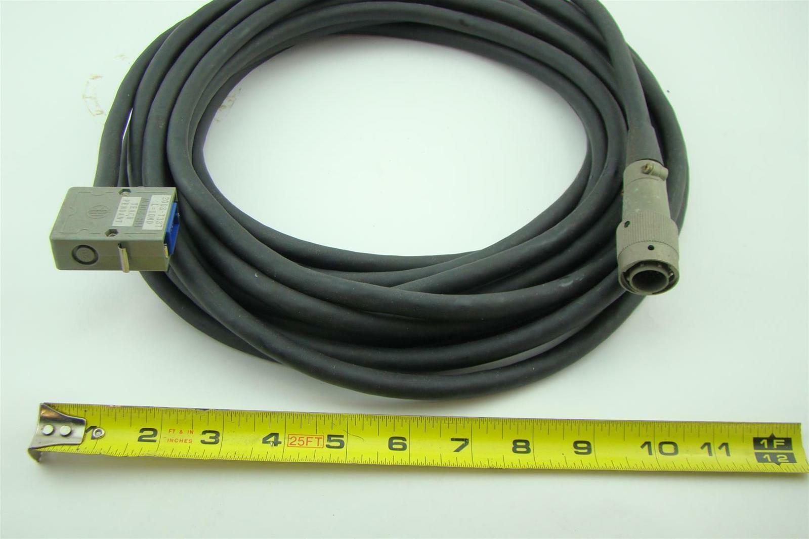 Fanuc teach pendant 10 meter cable 2003 t337 mr 20lw ebay fanuc teach pendant 10 meter cable 2003 t337 mr 20lw mozeypictures Gallery