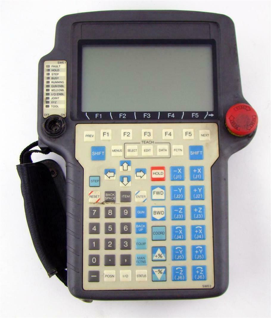 Fanuc LTD Teach Pendant C00390 1997-09 A05B-2301-C360