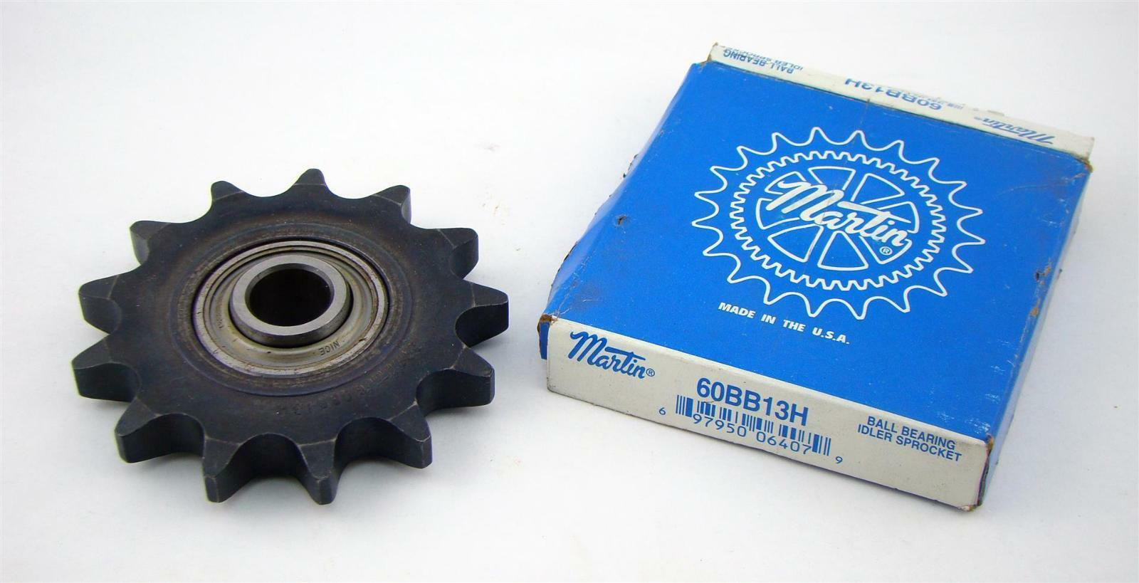 POWER DRIVE HB60A13X5//8 Idler Sprocket,Ball ANSI 60