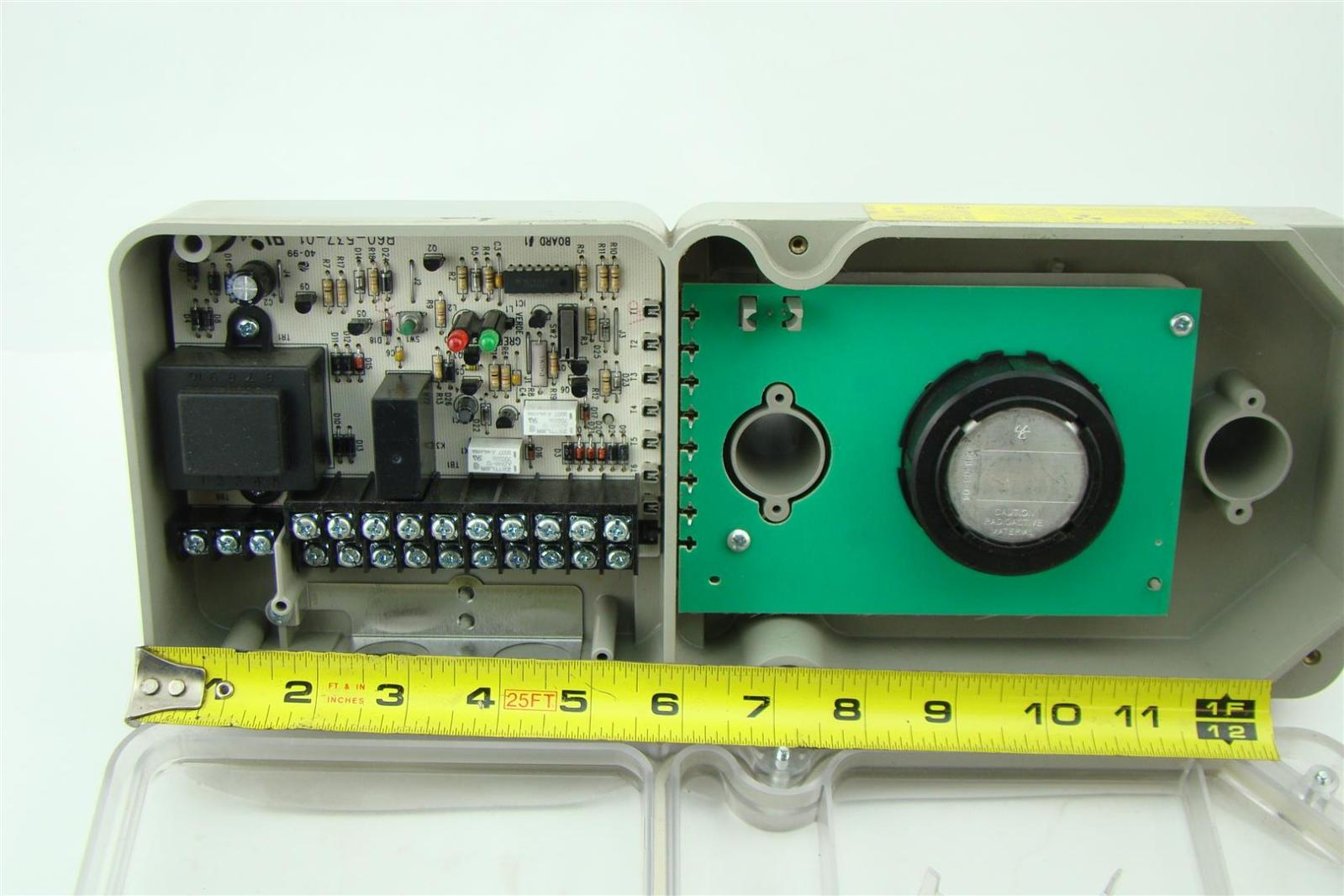 System Sensor Smoke Detector For Duct Application Dh100acdc1 Ebay Circuit