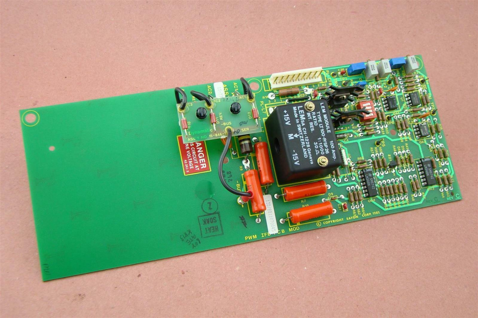 Details about Eaton Power Circuit Board, Dynamic 70-235-1,