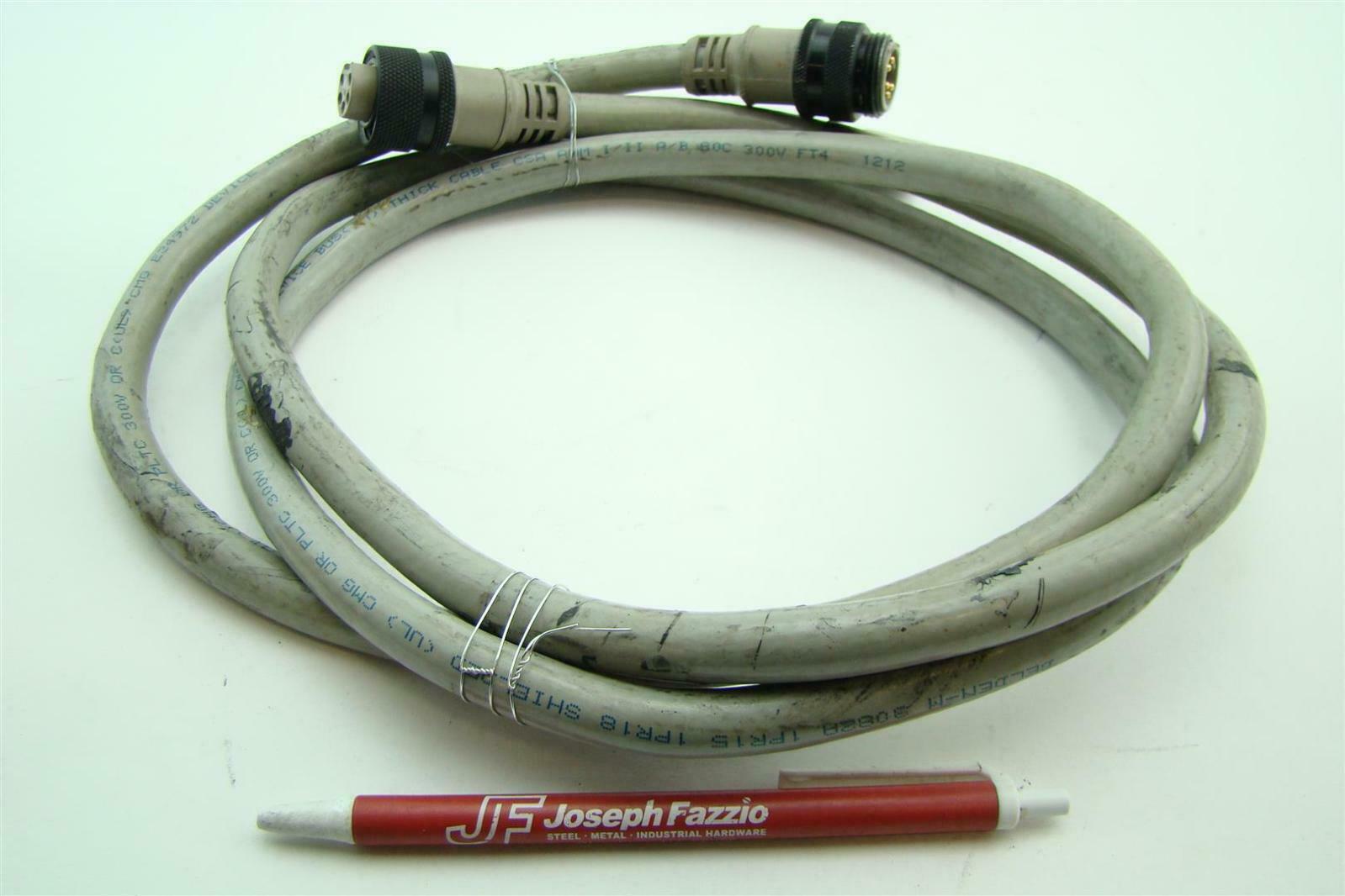 Belden M 3082a 300v Thick Cable 1pr15 1pr18 E34972 Ebay