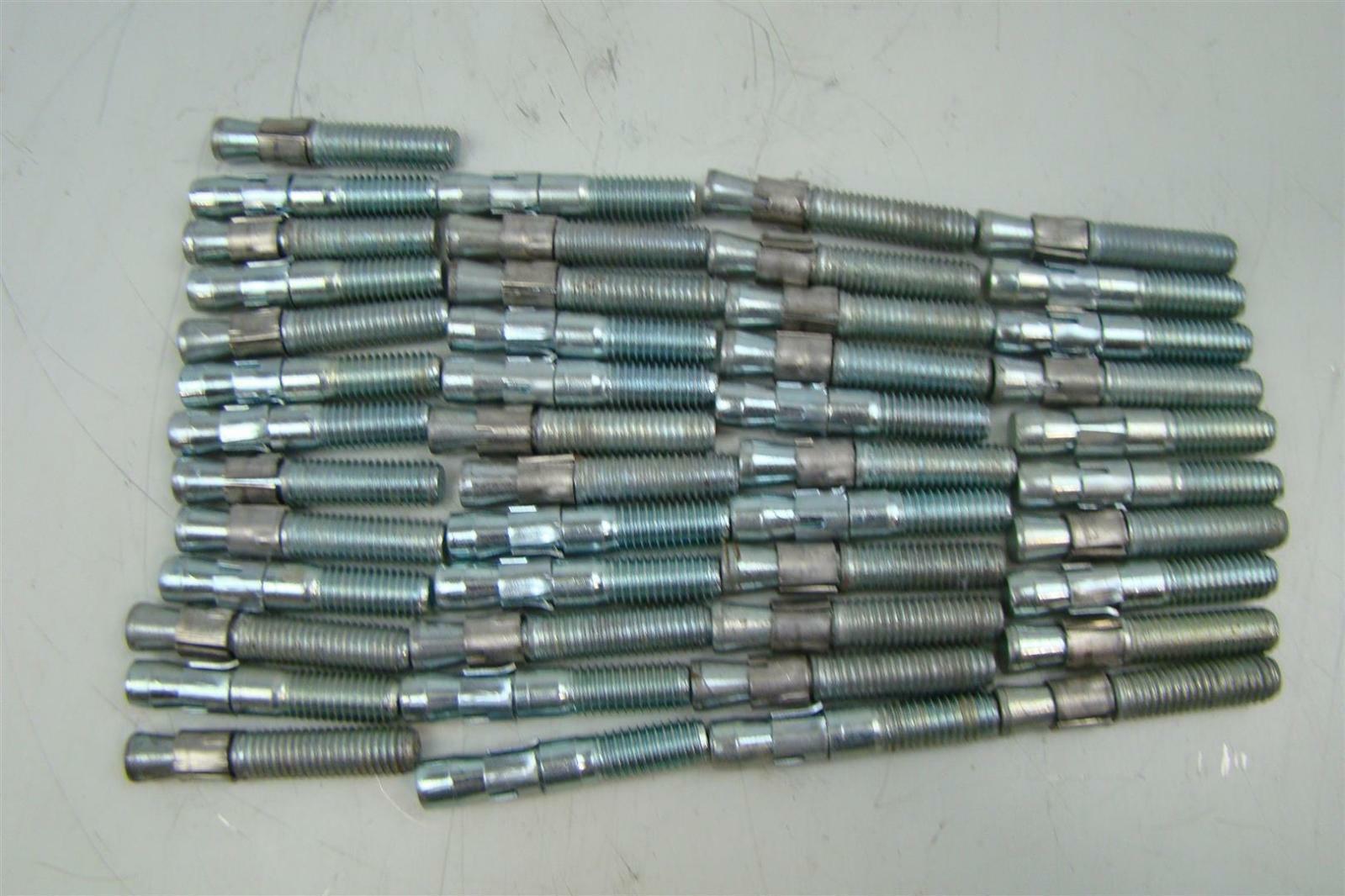Hillman Mini Wedge Anchor 1//2  X 4-1//2  Zinc Plated Steel