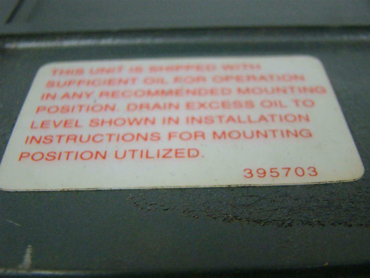 Us electrical motors torqube worm gear reducer b867f08n ebay us electrical motors torqube worm gear reducer b867f08n publicscrutiny Images