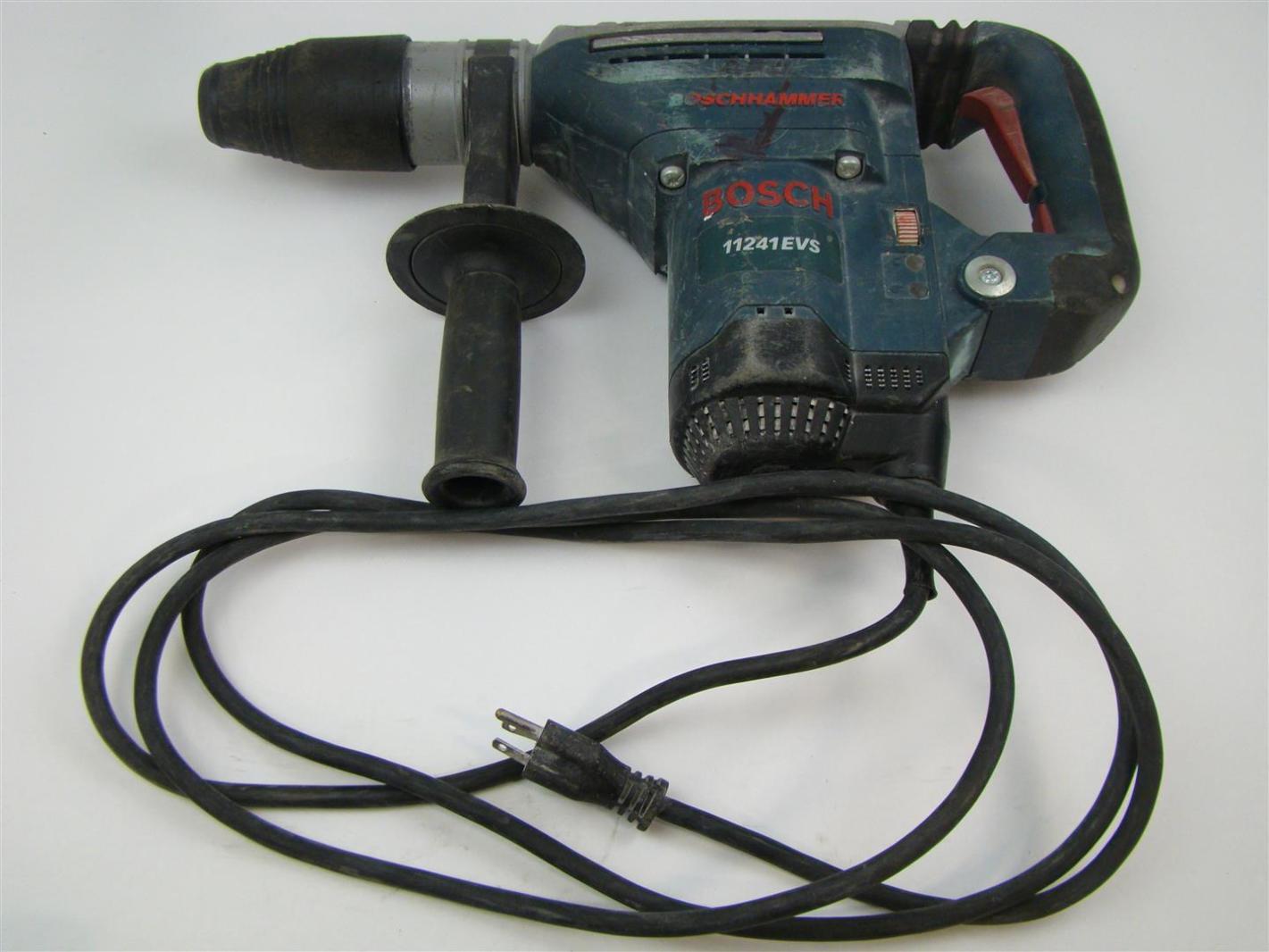 Bosch 11241EVS Heavy Duty Hammer Drill Power Tool 120V | eBay on