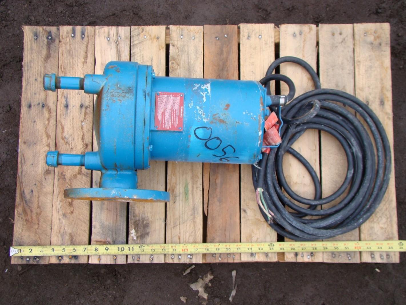 pump pumps dirt oil sump model bert inc barns barnes late system