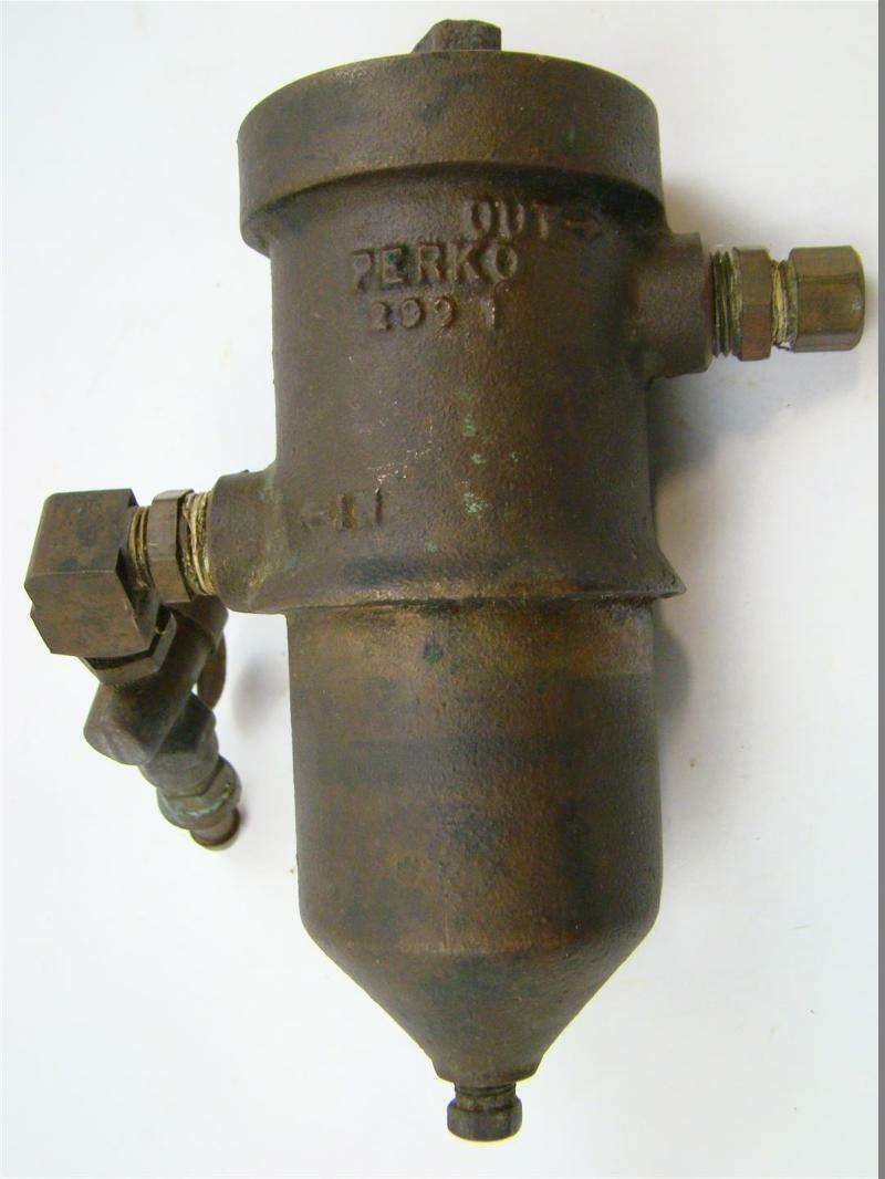 Perko Marine Fuel Filter 715B, 299 1