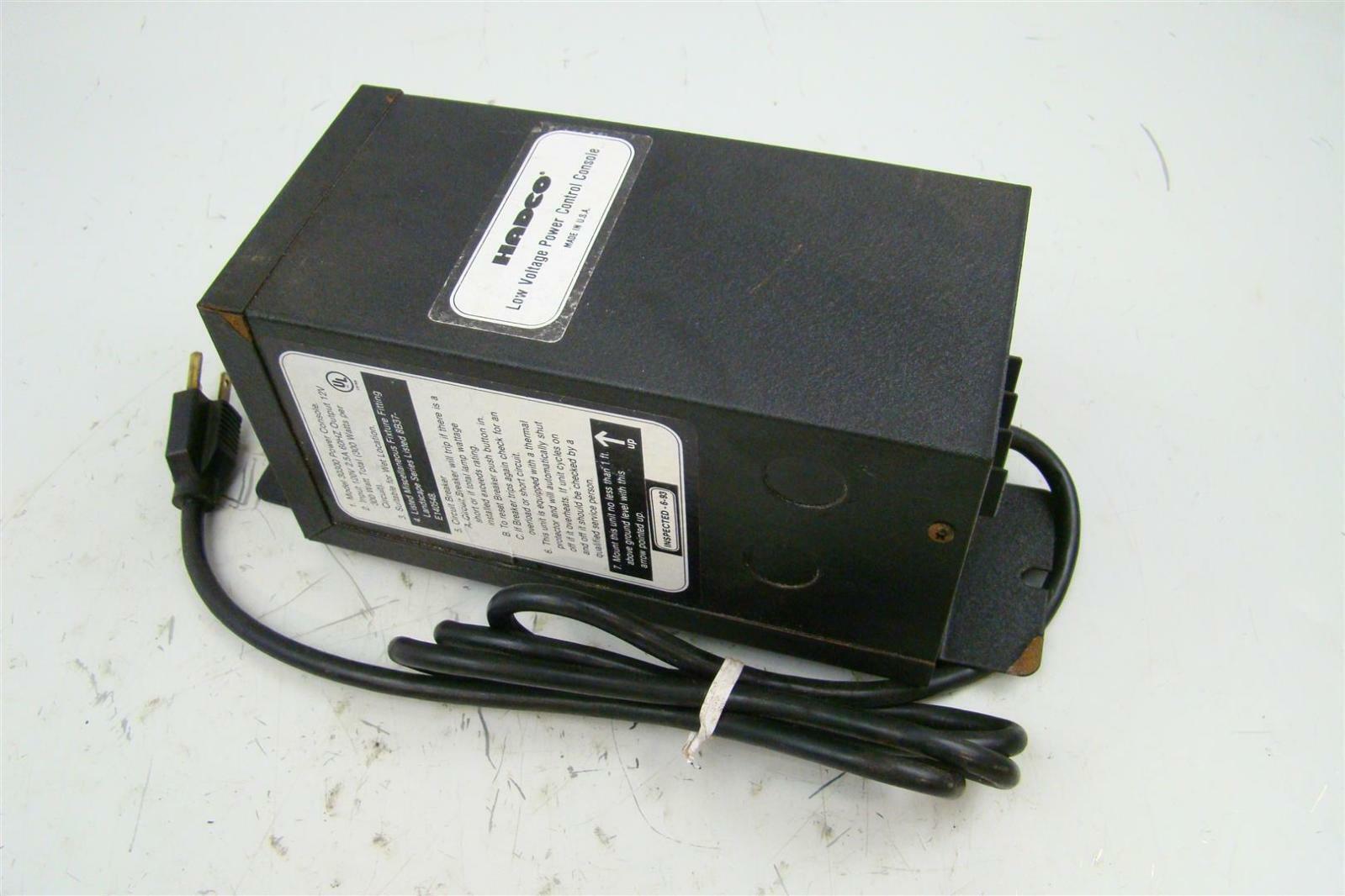 ARK LIGHTING AT-1-300-12R OUTDOOR 300W 120/>12V TRANSFORMER LOW VOLTAGE
