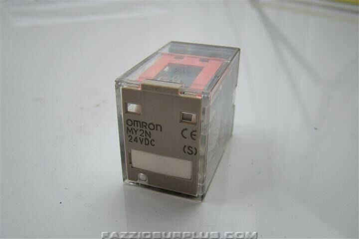 Omron 24vdc 8 Pin Relay My2n