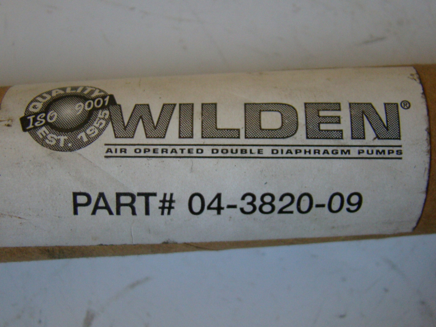Wilden diaphragm pump parts 04382009 ebay wilden diaphragm pump parts 04382009 sciox Image collections