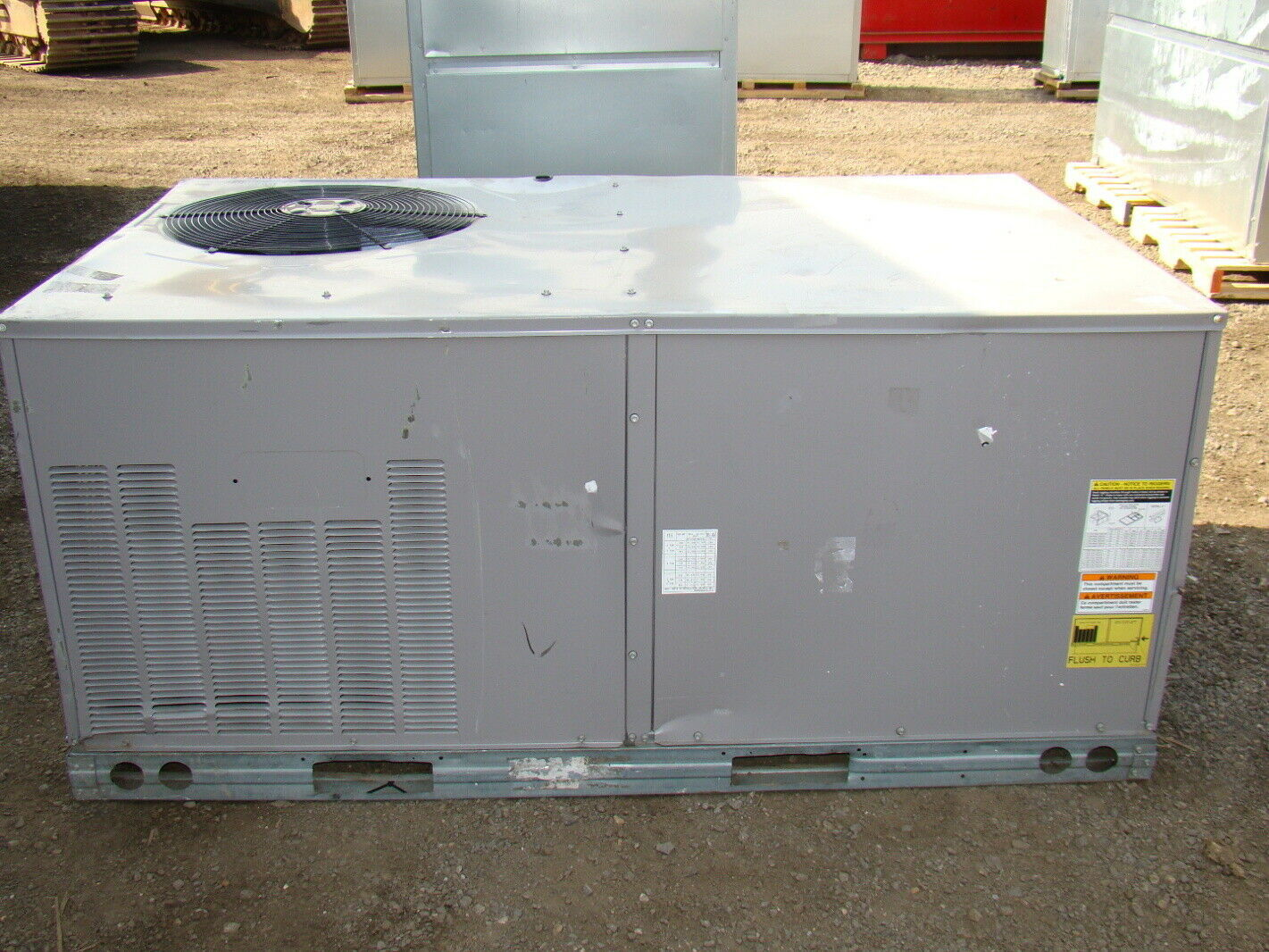 bryant 4 ton 78,499 btu air conditioning unit 460v   ebay