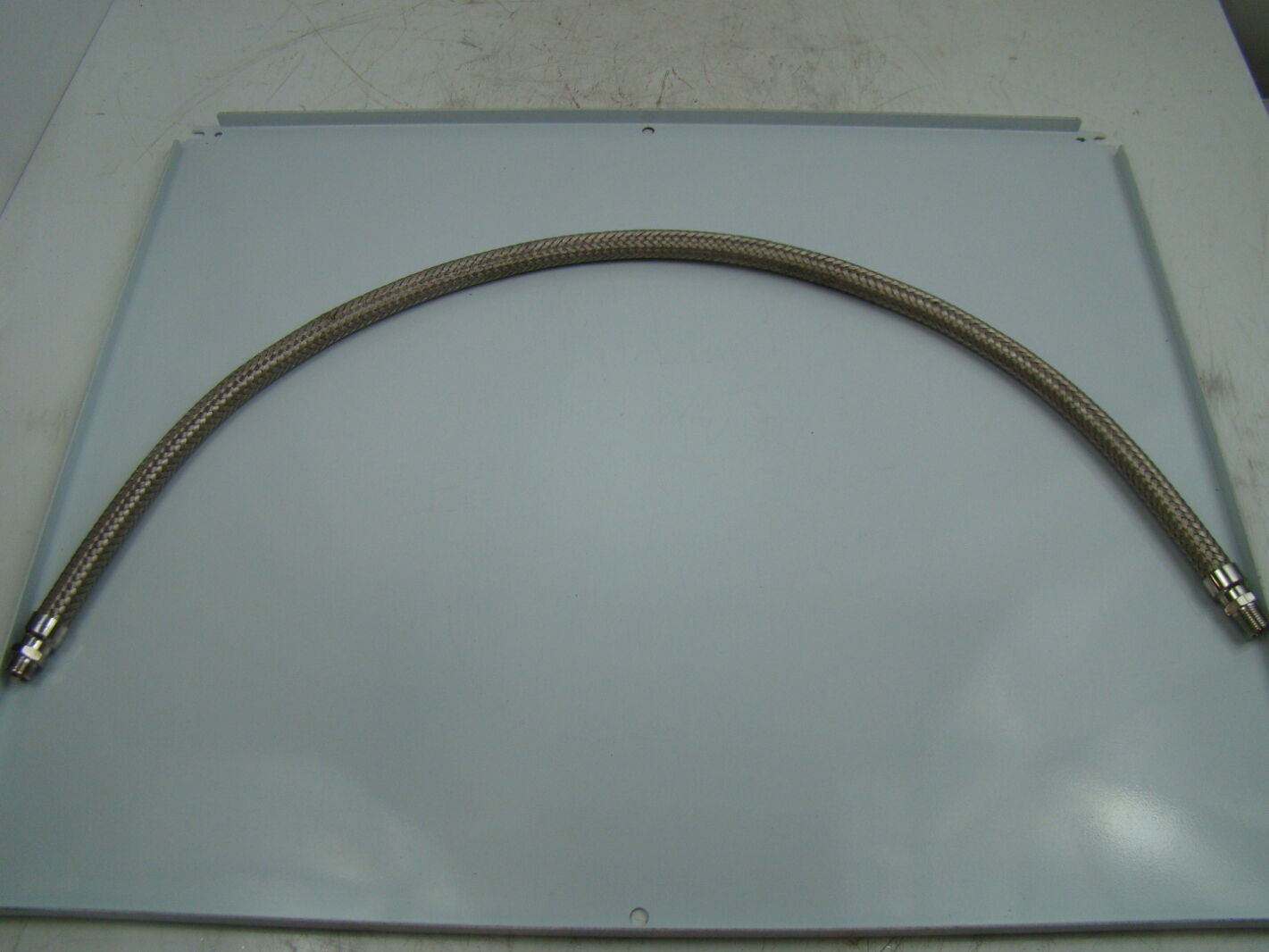 Stainless Steel Braided Hose 1\