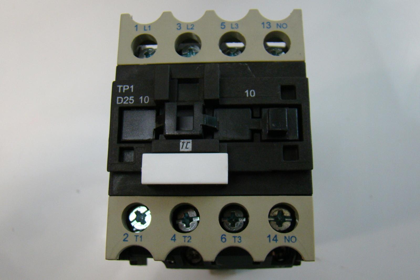 TC Contactor 25 Amp TP1-D25-10