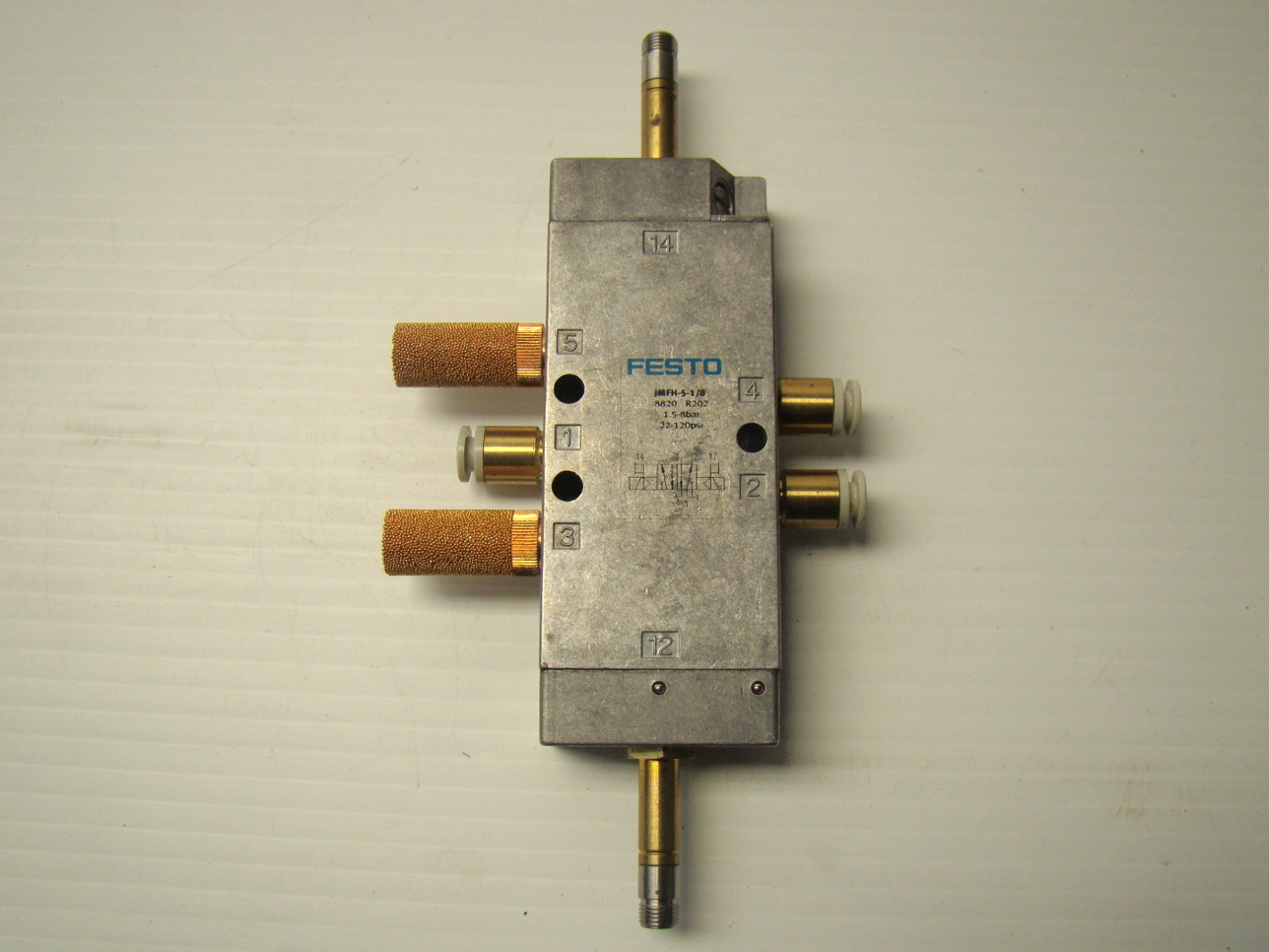 China 2/2w solenoid valve normally close type china solenoid.