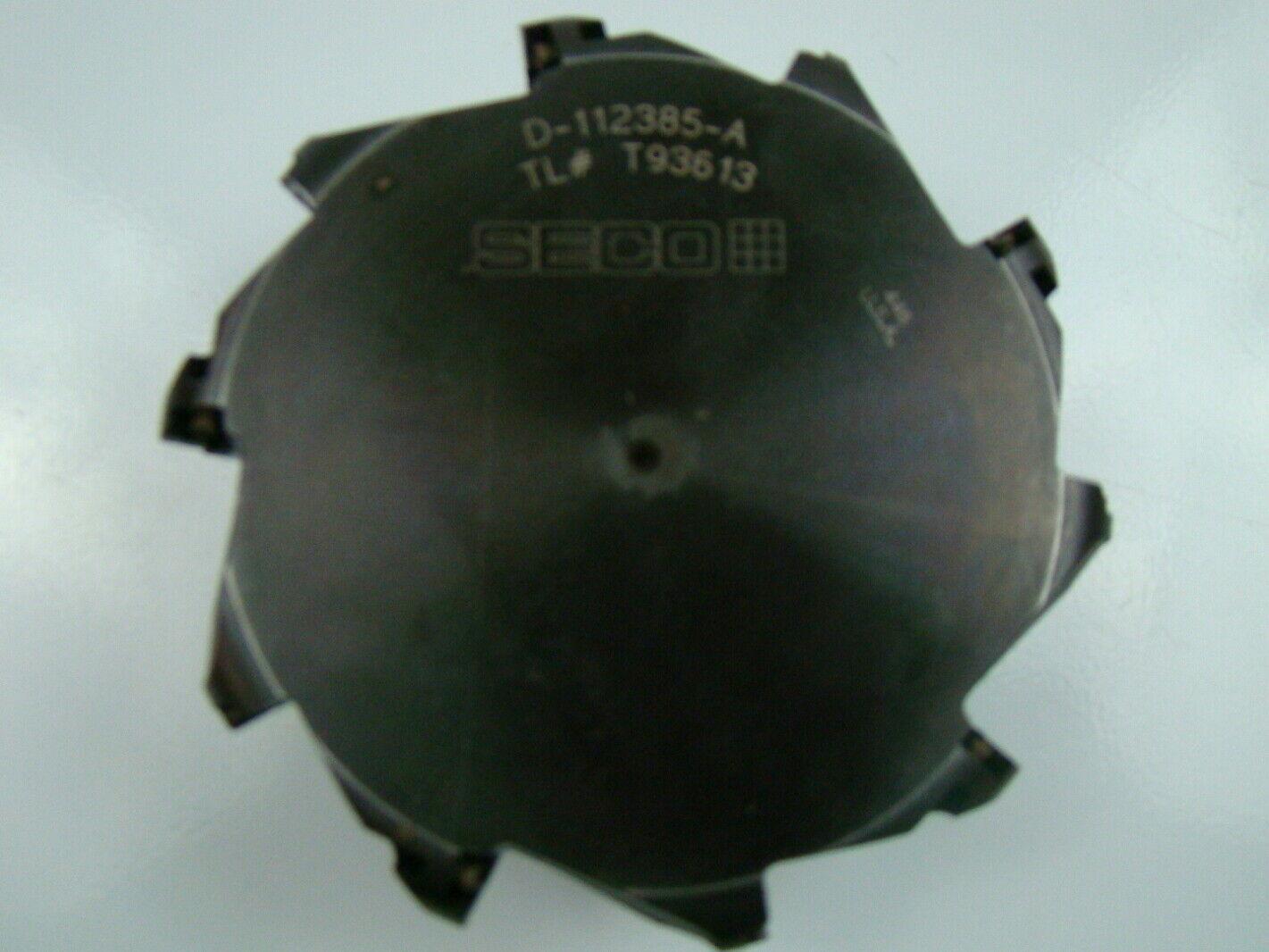 SECO Milling Cutter D-112385-A TL# T93613