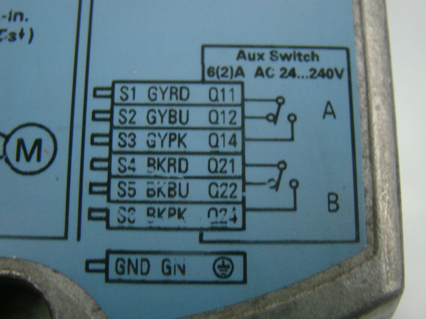 Siemens Damper Actuator Wiring Diagram - DIY Wiring Diagrams •
