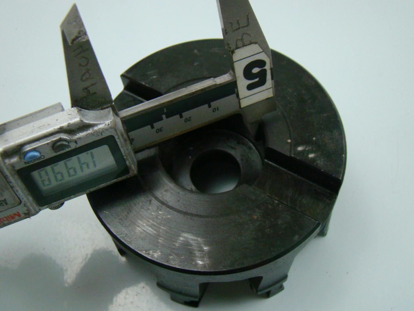 SECO Milling Cutter 249 D-110764