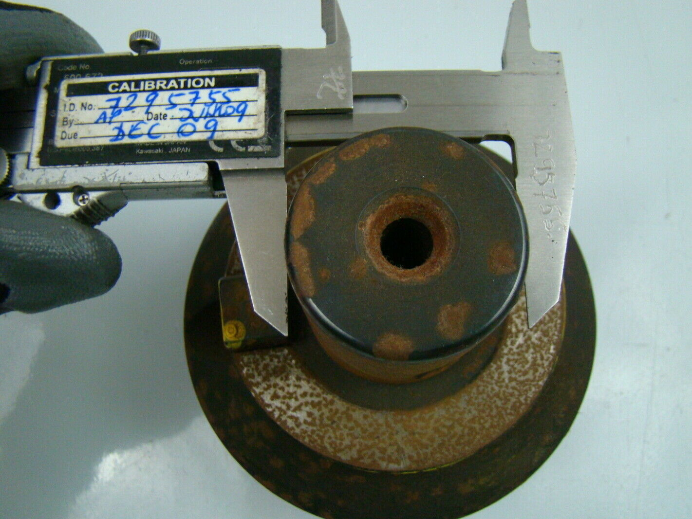 SECO epb Graflex Milling Extension Adapter M552 46200