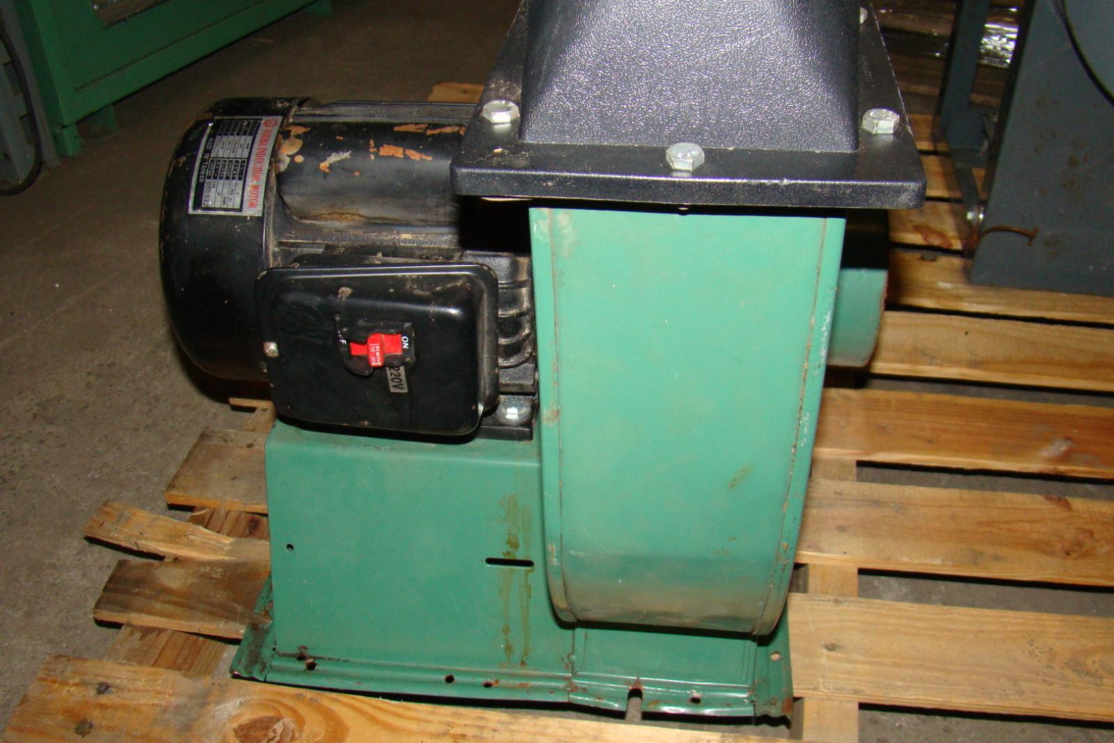 Kufo blower 1224 cfm youba 2hp motor 110v 220v uf0 101 ebay for 5 hp 110v electric motor