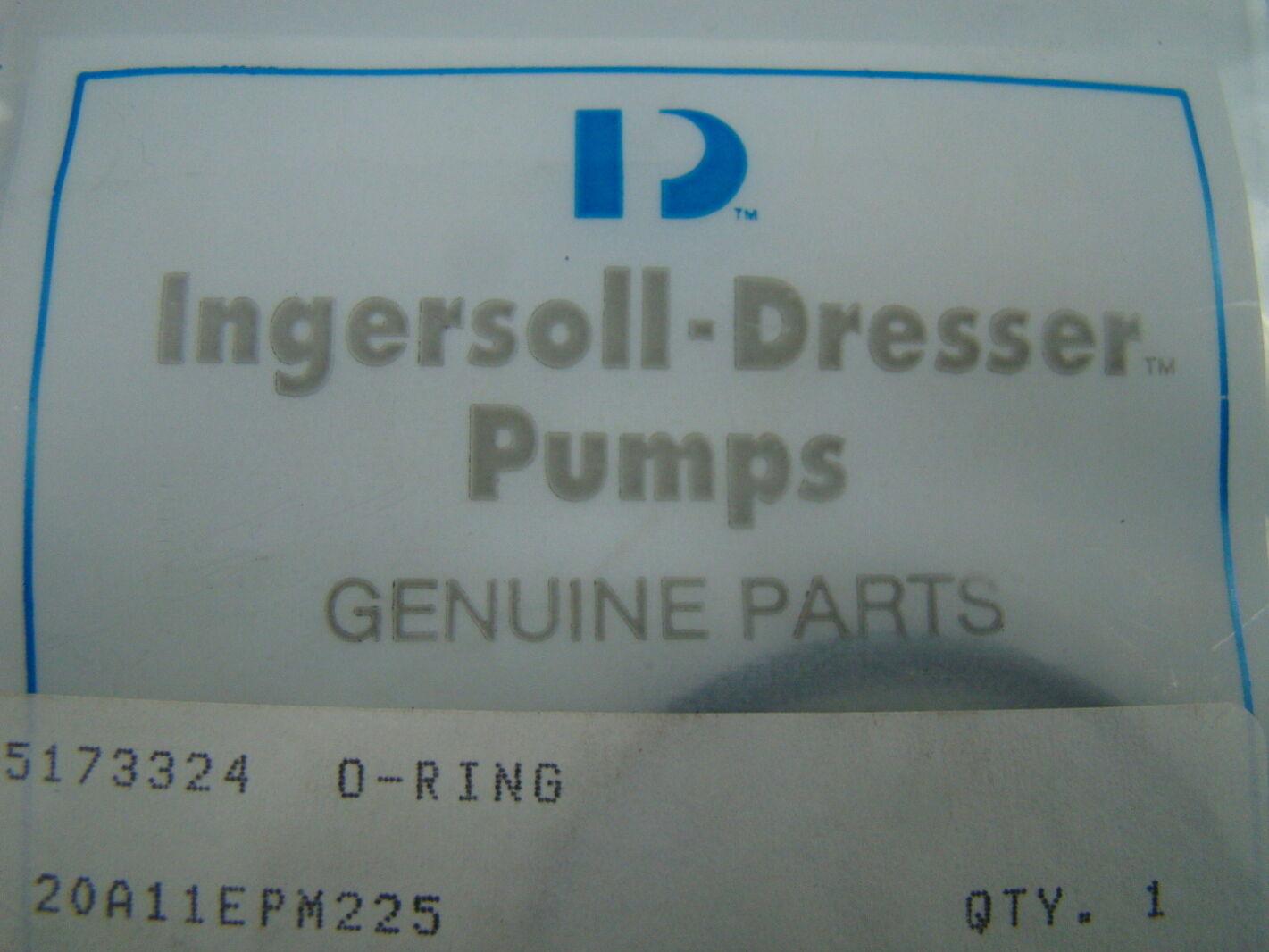 Ingersoll-Dresser Pumps 95173324 O-Ring 20A11EPM225