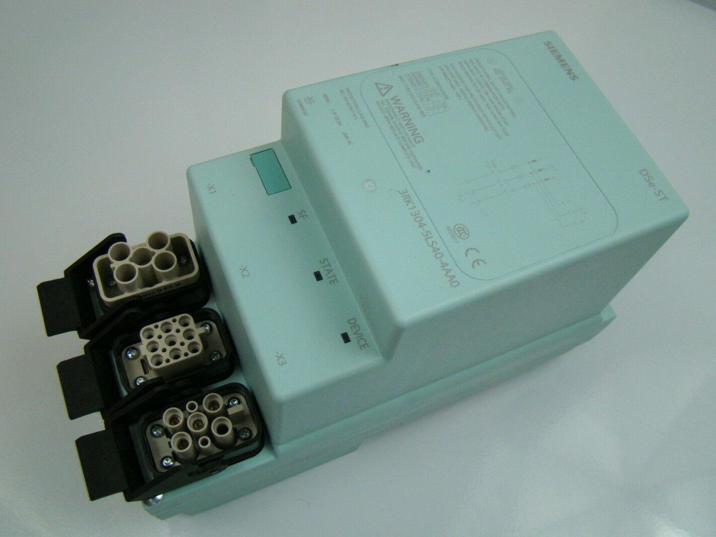 Siemens ET 200pro Motor Starter 3RK1304-5LS40-4AA0 | eBay