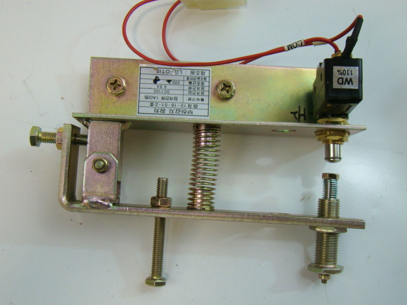 Lg Otis Elevator 250vac Honeywell Limit Switch Assembly Szm
