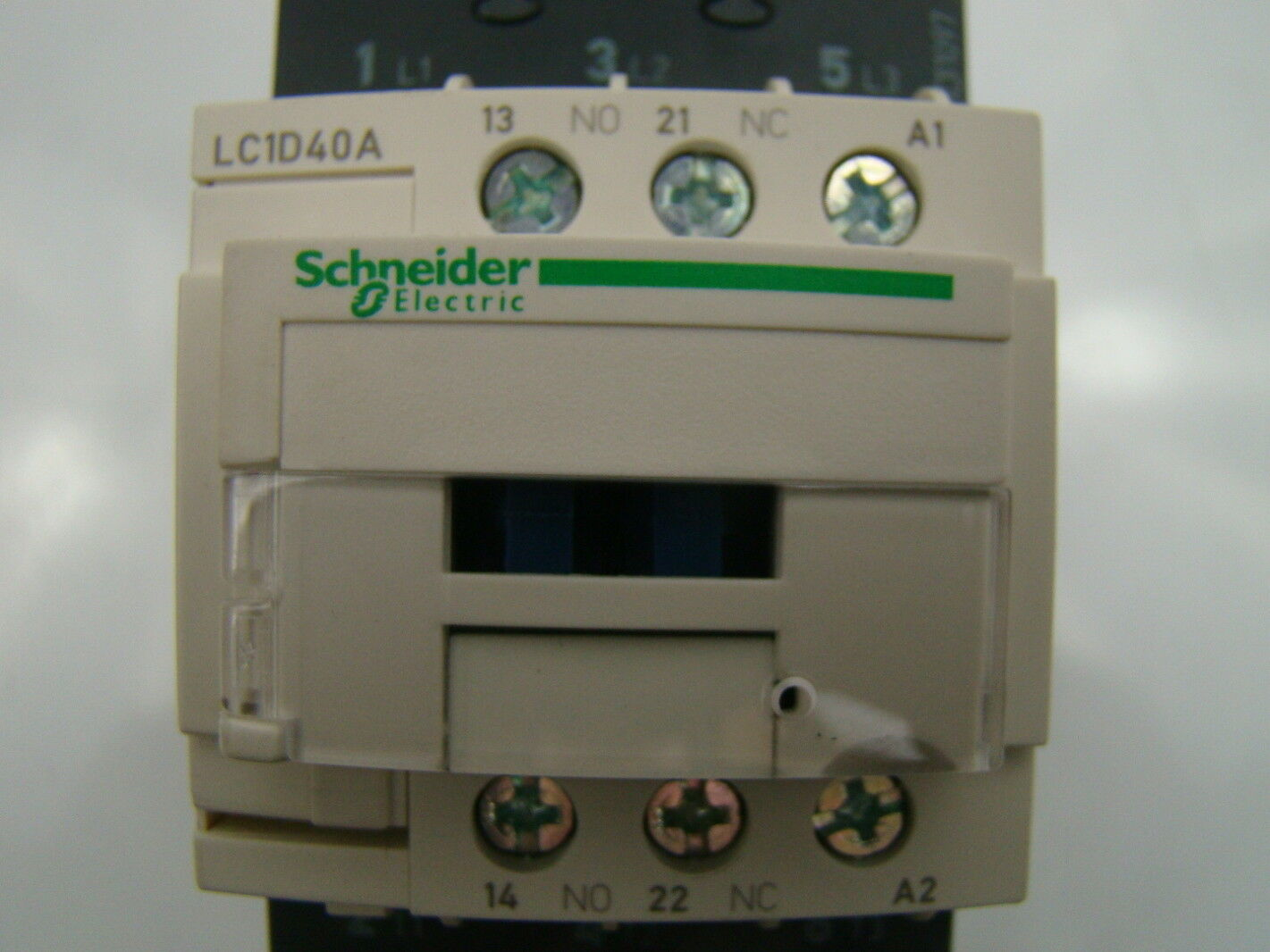 Schneider Electric 3 Pole Contactor Lc1d40ag7 Ebay Miller Xmt Wire Diagram