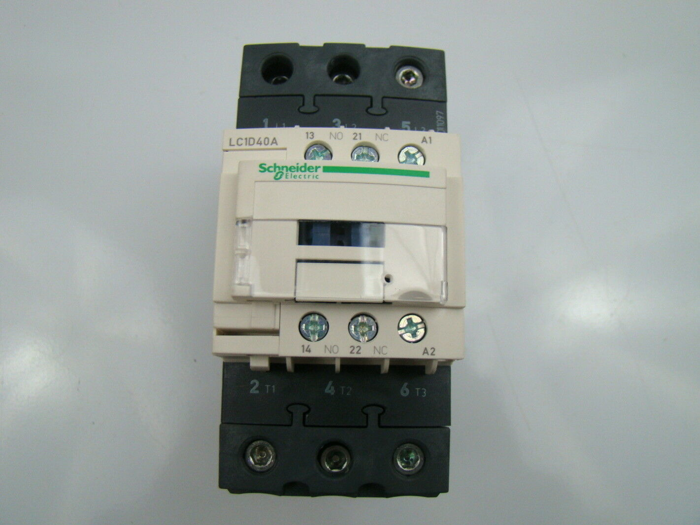 Schneider Electric 3 Pole Contactor Lc1d40ag7 Ebay Wiring