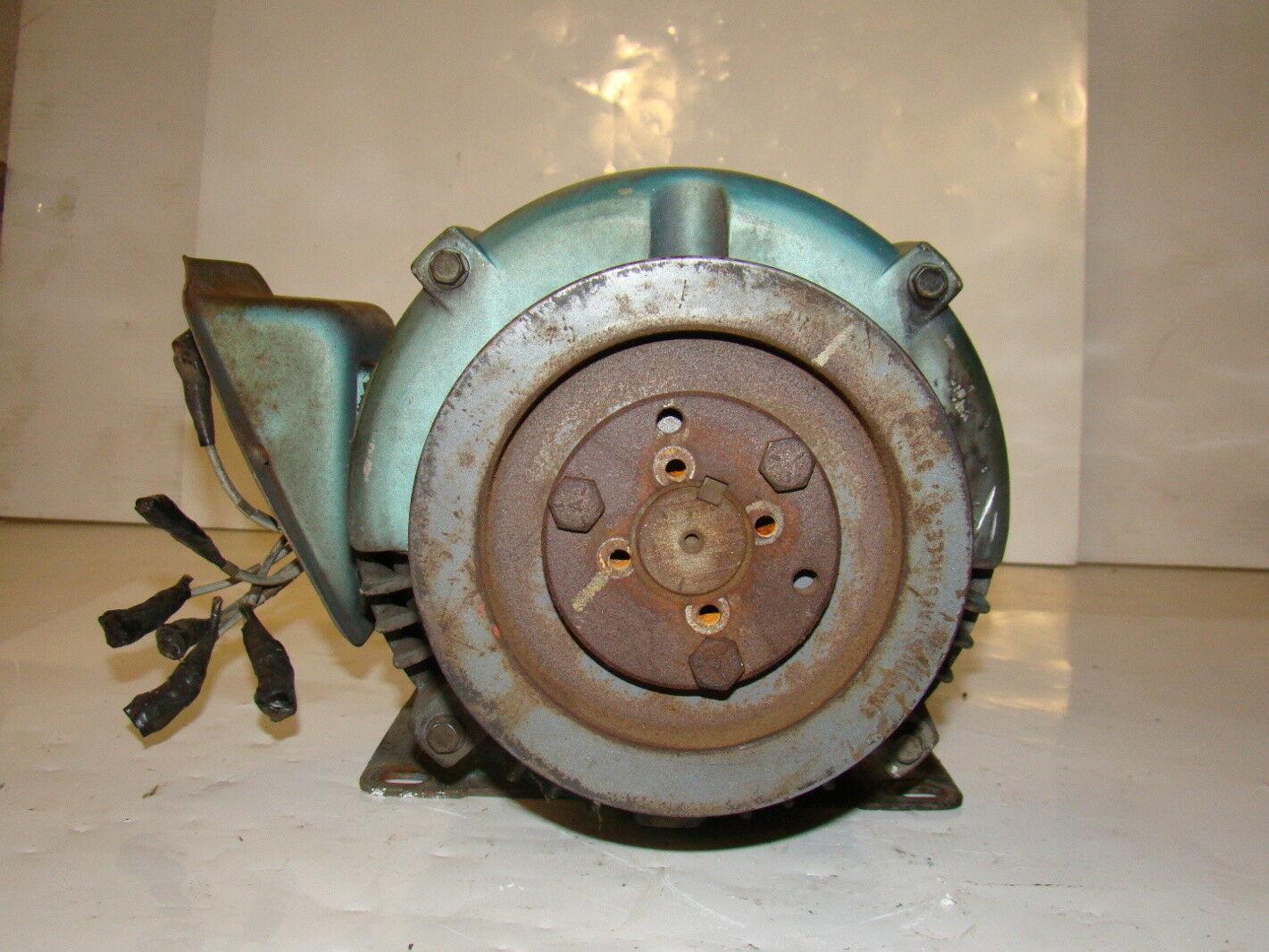Century Ac Motor >> Century Ac Motor 5hp Mo 6 350221 46