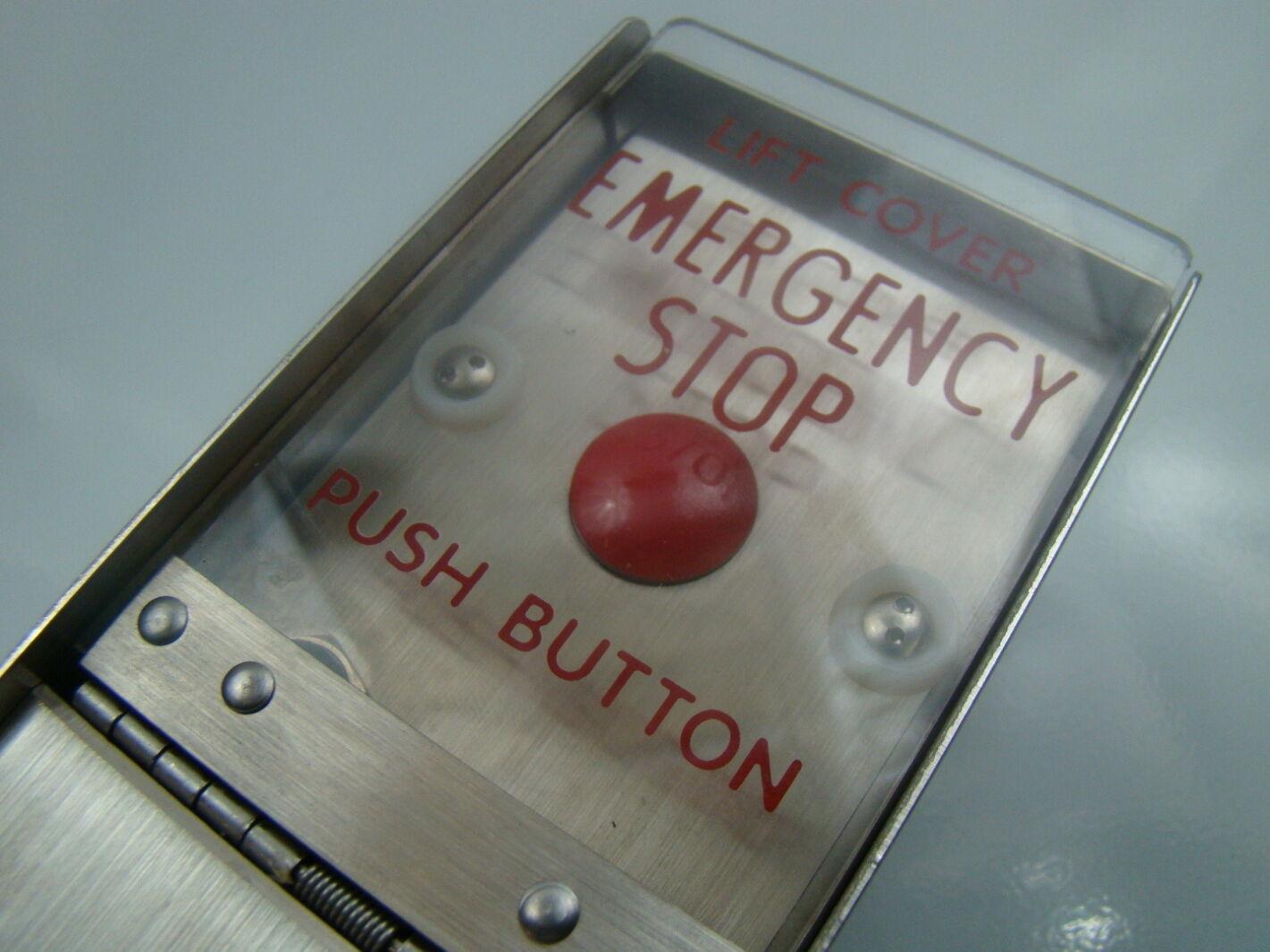 Elevator Emergency Stop Switch Box Lg