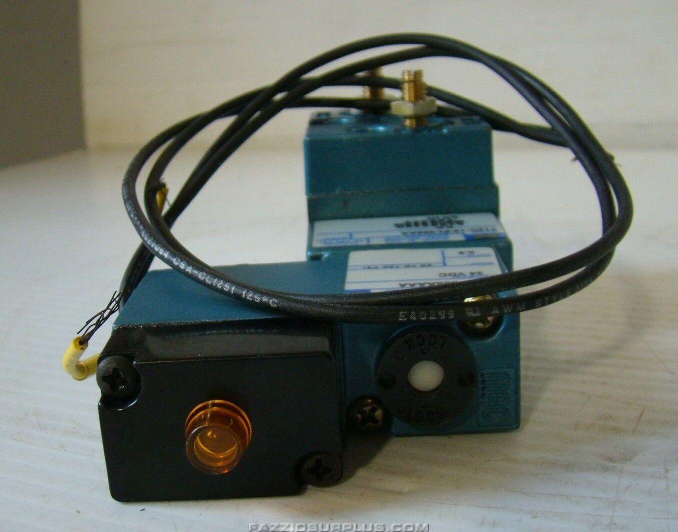 Valve Mac 712-12-PI-506AA PID-506AAAA