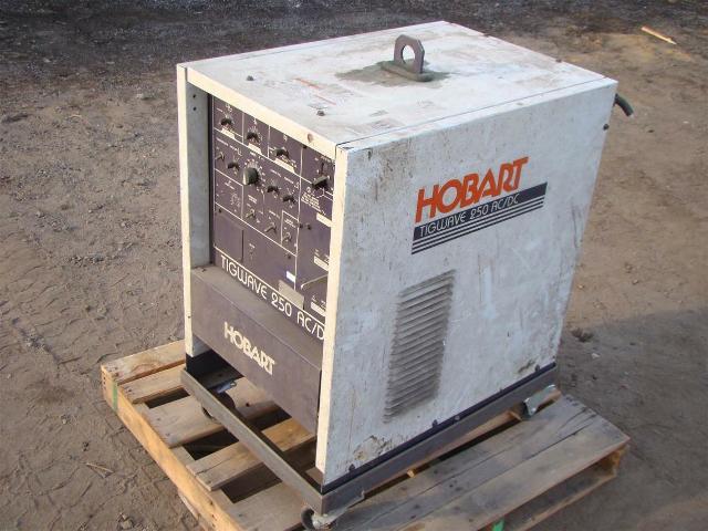 Hobart Tig Welder >> Hobart Tigwave 250 Ac Dc Tig Welder 200 230 460 575v Joseph