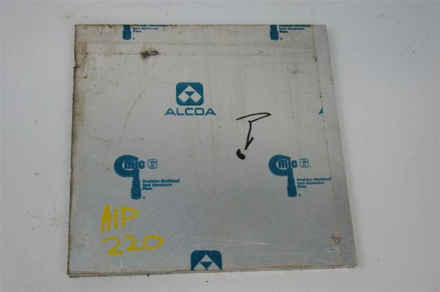 MIC-6 Jig Plate CAST ALUMINUM TOOLING PLATE 5/8