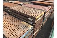 5 FT. x 10 FT. Acorn Welding Platen Layout Table 5x10