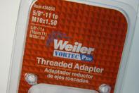 Weiler Vortec Pro Threaded Adapter 5/8